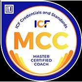 Jenny Bird's Master Coach Qualification Logo